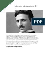 Nikola Tesla & Albert Einstein