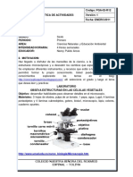 Microscopio Guia  DE SEXTO