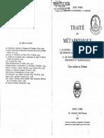 WAHL, Jean - Traité de Métaphysique.pdf