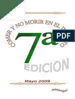 Comer.y.no .Morir .en .El .Intento-7 Ed Mayo 09