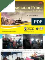 Kesehatan Prima Modal Kesempurnaan Ibadah Haji