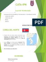 Comparación Tecnológica y Económica