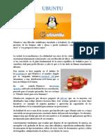 Ubuntu y Escritorio de Ubuntu
