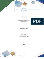 Formato de Entrega Colaborativo Unidad 2 Fase 2 - Trabajo Cuantificación y Relación en La Composición de La Materia.