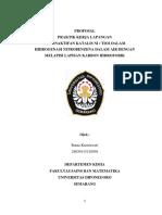 Ratna Kurniawati - Proposal