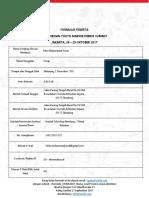 Formulir IYMDS 2017