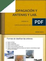 agrupación de antenas