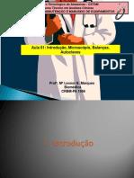 01 Introdução Manuseio de Equipamento Laboratorial - Odonto