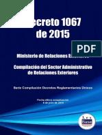 Decreto 1067 de 2015