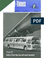Transit Times Volume 10, Number 10, April