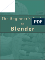 Blender Beginners Guide