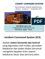 03 Hospital Incident Command System