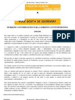 Site do Escritor - Professor Virtual - Émile Durkheim