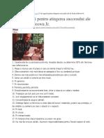 10.21 de Sugestii Pentru Atingerea Succesului 21 de Sugestii Pentru Atingerea Succesului Ale Lui Jackson Brown Jr.