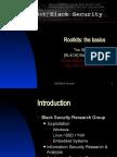 2568945 Rootkit Basics