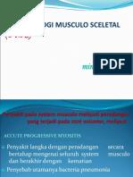 K.8 Patofisiologi Musculo Sceletal