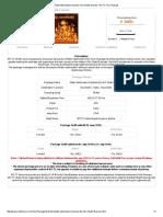Mata Vaishnodevi Darshan, Shri Shakti Express, IRCTC Tour Package