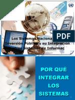 Alejandra Naser Los Sistemas de Informaci de Los SNIP