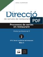 5 El servei i postservei del restaurant. Bloc 1.pdf