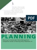 DCLG (2005) - Sustainable Waste Management.pdf