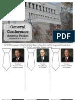 2010 October General Conference Packet