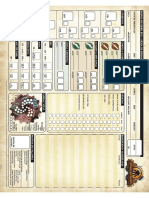 Ficha RDF Editável Completa