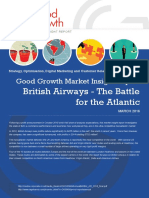 British Airways Market Insight Report