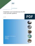 LPG Multi Cylinder Installations2014