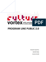 Report Culture Vortex Program Line Public 2.0