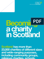 Becoming a Charity in Scotland FINAL (March 2011)