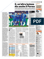 La Gazzetta Dello Sport 18-02-2018 - Serie B - Pag.1