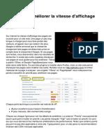 Analyser Et Ameliorer La Vitesse d Affichage Des Pages 28105 l4kabz
