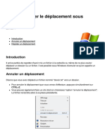 Annuler Repeter Le Deplacement Sous Windows 27595 l0vpee