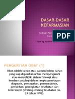 DDK Cara Penggunaan Obat