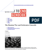 Bosnian Genocide (4)