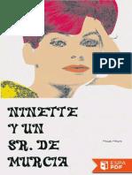 Ninette y Un Senor de Murcia - Miguel Mihura