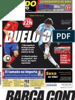 Mundo deportivo 07-09-2010