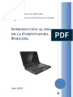 Manual Compu Portátil