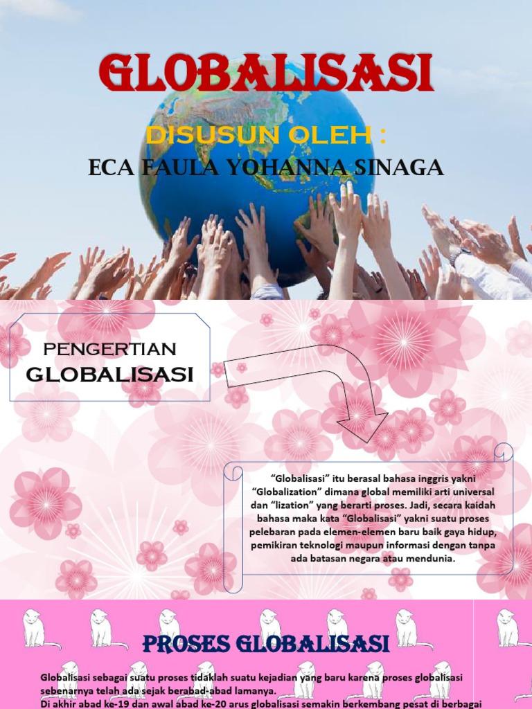 Globalisasi Eca