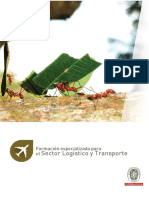 Catalogo Formacion Especializada Sector Logistica 2014 2015