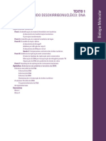 Biologia Molecular TEXTO 1 O ÁCIDO DESOXIRRIBONUCLÉICO_ DNA. a Descoberta Do DNA Experimentos Clássicos