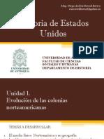 Unidad 1 Evolución de Las Colonias Norteamericanas (Avances)