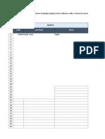 Excel de Notas