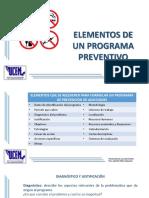 Elementos de Un Programa Preventivo_2018