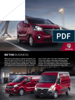 New Vivaro Brochure