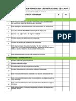 Plan de Inspeccion y Control Periodico Nave de Afino Compostaje y Maduracion