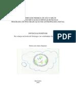 Infancias Possíveis - Tese de Doutorado Prof Patricia Begnami
