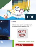 Plantilla Presentaciones Bext 2018