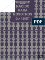 [Warhammer 40000] [Adviento 2012 01] Abnett, Dan - Nacido Para Nosotros [15351] (r1.0)