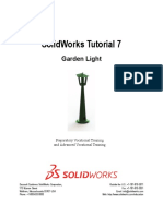 SolidWorks_Tutorial07_GardenLight